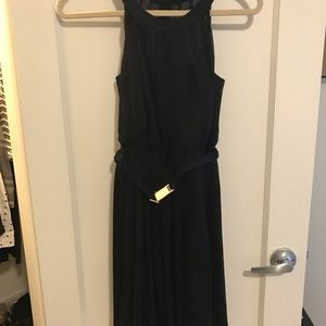 WHBM Belted LBD, gorgeous button detailing